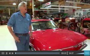Jay Leno's 66 Chevrolet Corvair Corsa